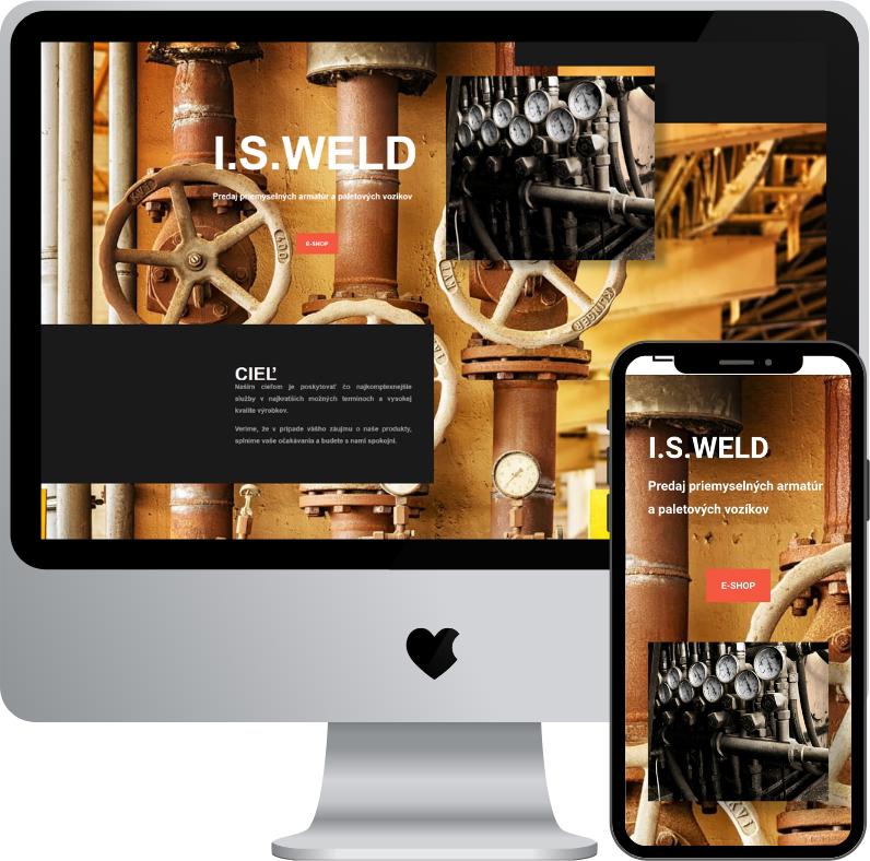 I.S.WELD, s.r.o. | predaj armatúr a paletových vozíkov